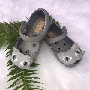 Mini Melissa animal shoe